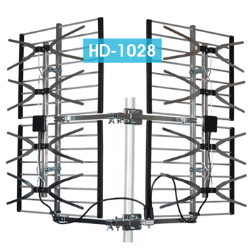 Antenne Télé performante HD-1028