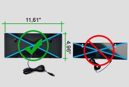 Quelles sont les bonnes antennes tv hd for Antenne de tv interieur