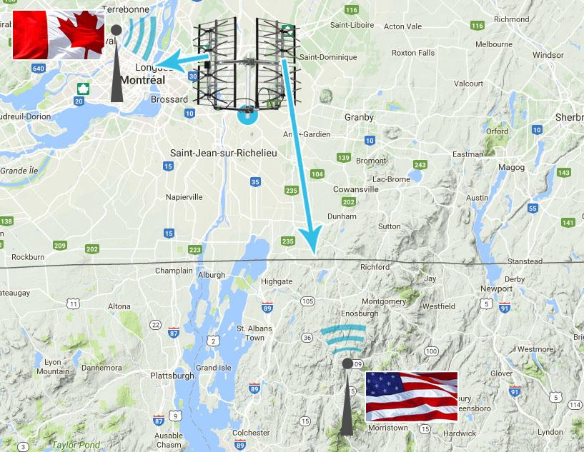Comment orienter une antenne de télévision