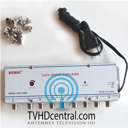 antenne television tv hd reception legale  gratuite