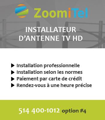 fonctionnement et installation antenne tv hd ext rieur. Black Bedroom Furniture Sets. Home Design Ideas